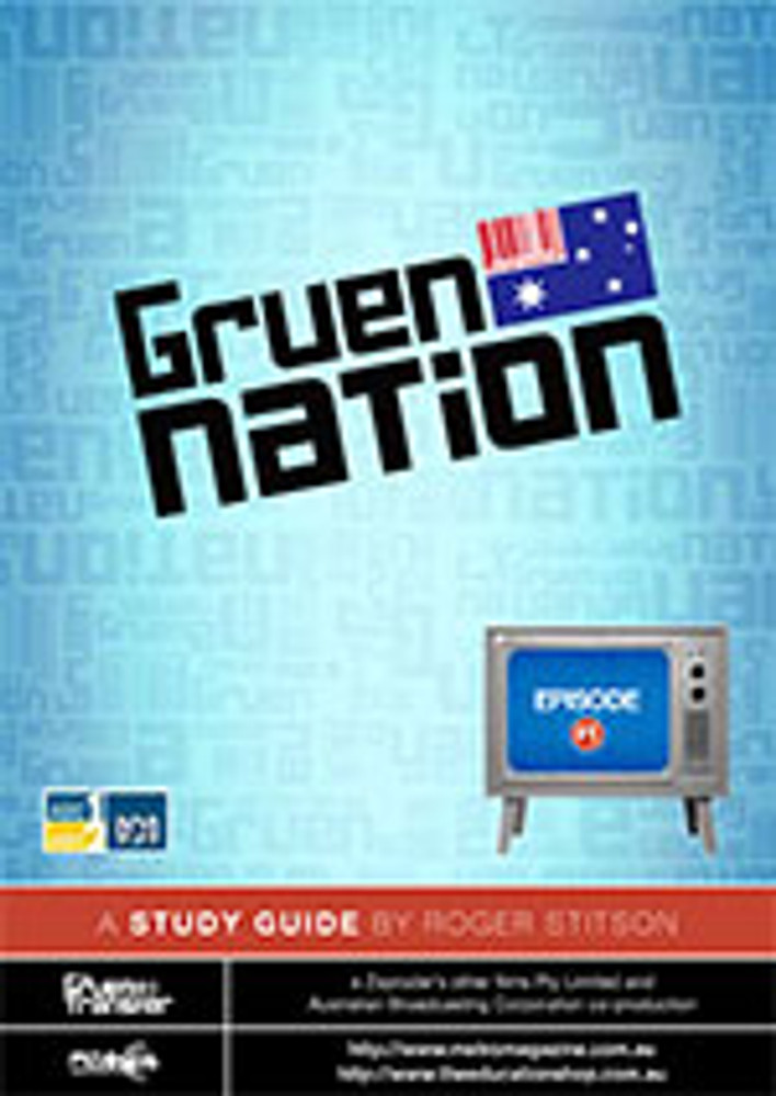 Gruen Nation ?Series 1, Episode 1