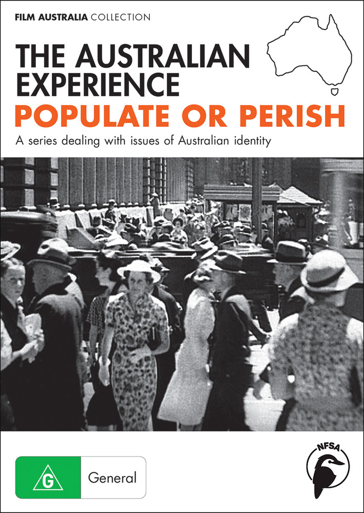 Australian Experience, The: Populate or Perish (3-Day Rental)
