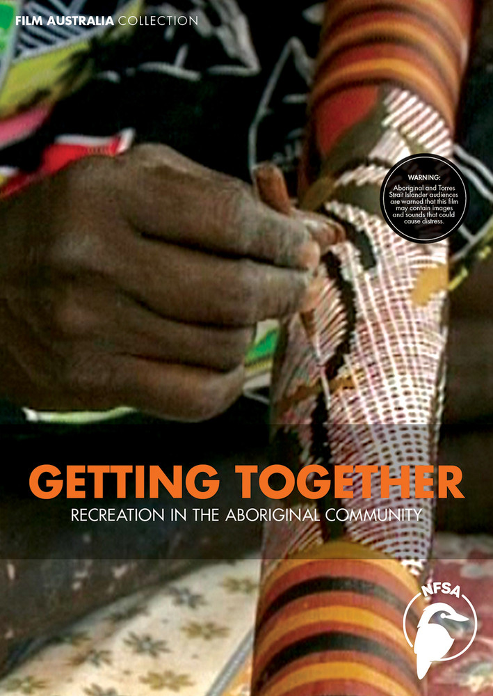 Getting Together - Recreation in the Aboriginal Community (3-Day Rental)