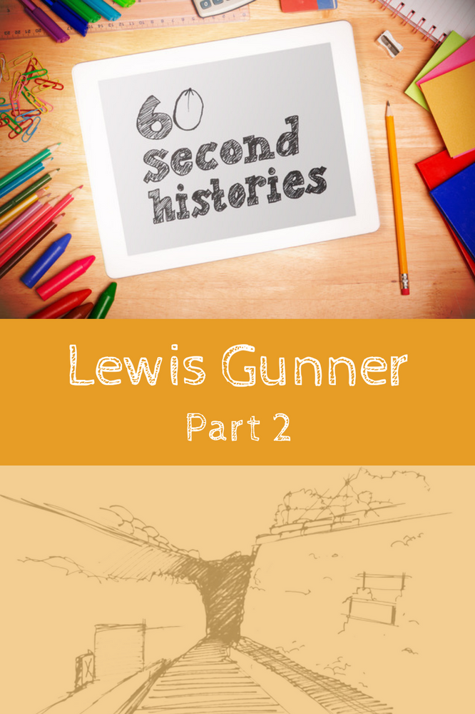 World War 1: Lewis Gunner - Part 2 (1-Year Rental)