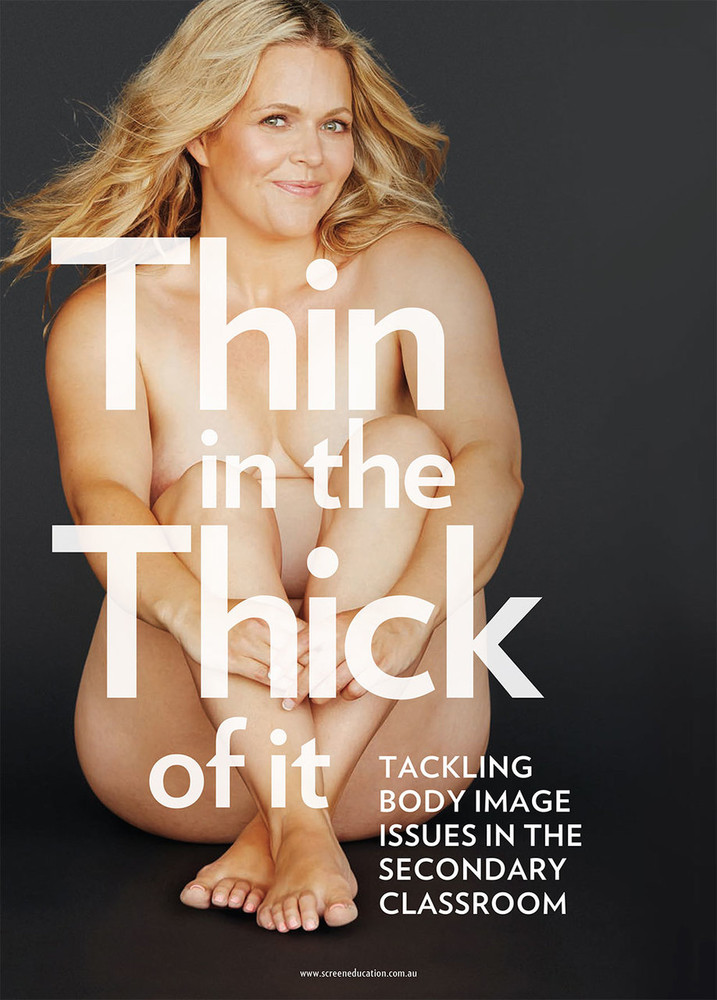 Thin in the Thick of It: Tackling Body Image Issues in the Secondary Classroom