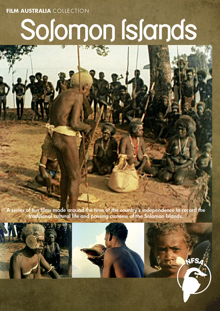 Solomon Islands (series) (3-Day Rental)