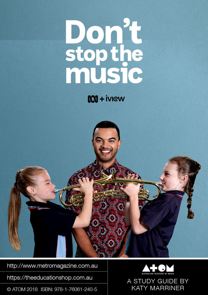 Don't Stop the Music (ATOM Study Guide)