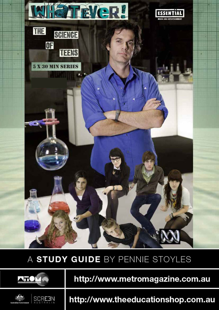 Whatever! The Science of Teens (ATOM Study Guide)