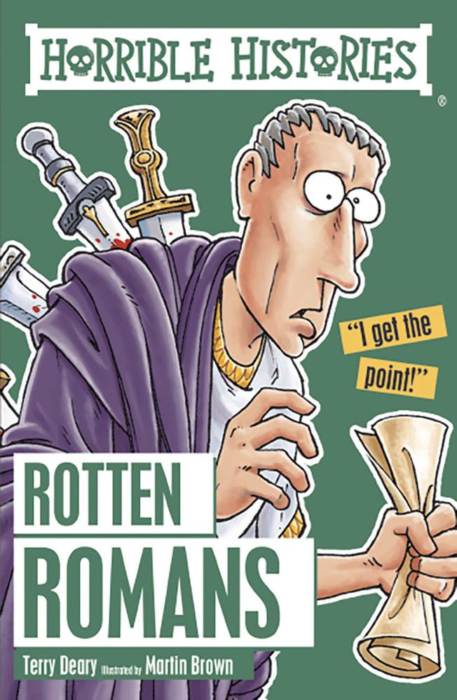 Horrible Histories: Rotten Romans