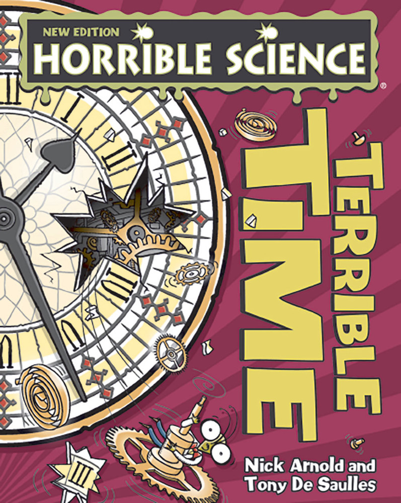 Horrible Science: Terrible Time - New Edition