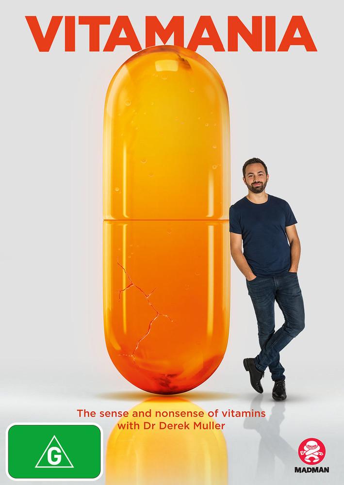 Vitamania: The Sense and Nonsense of Vitamins