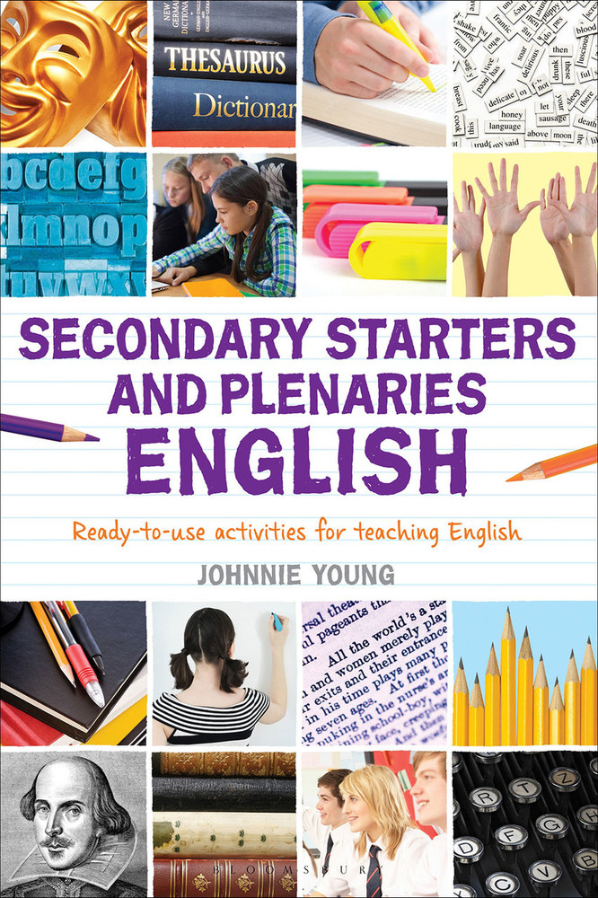 Secondary Starters and Plenaries: English