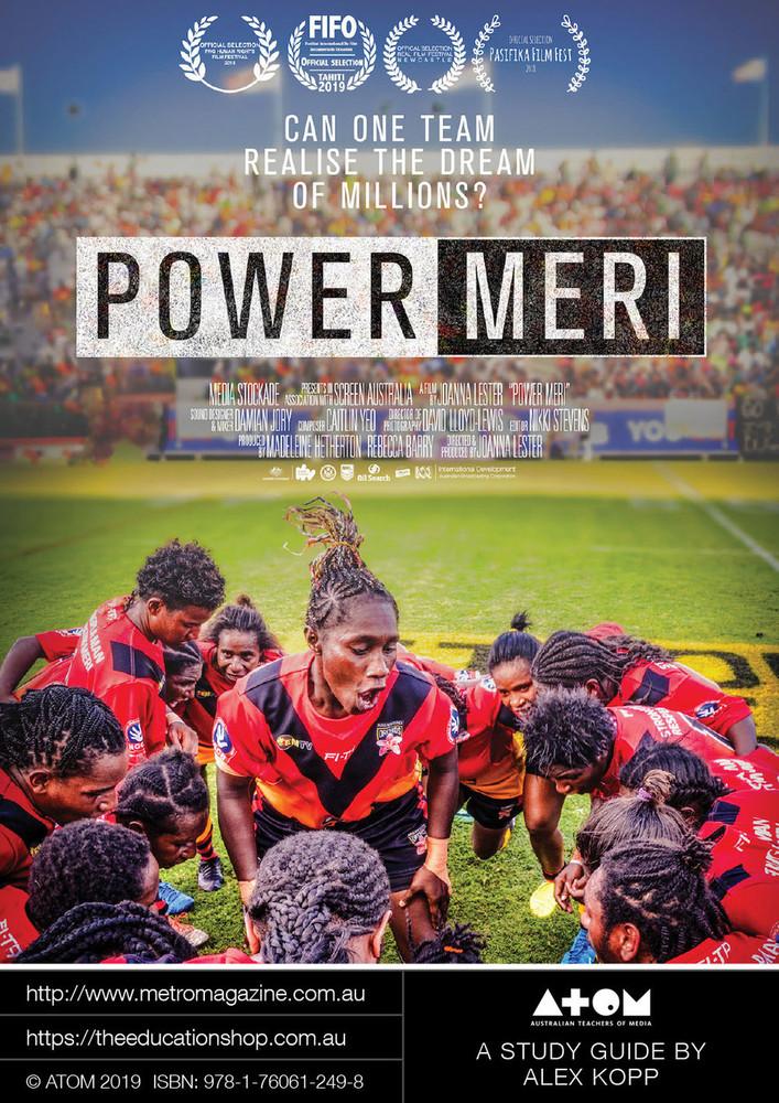 Power Meri (ATOM Study Guide)