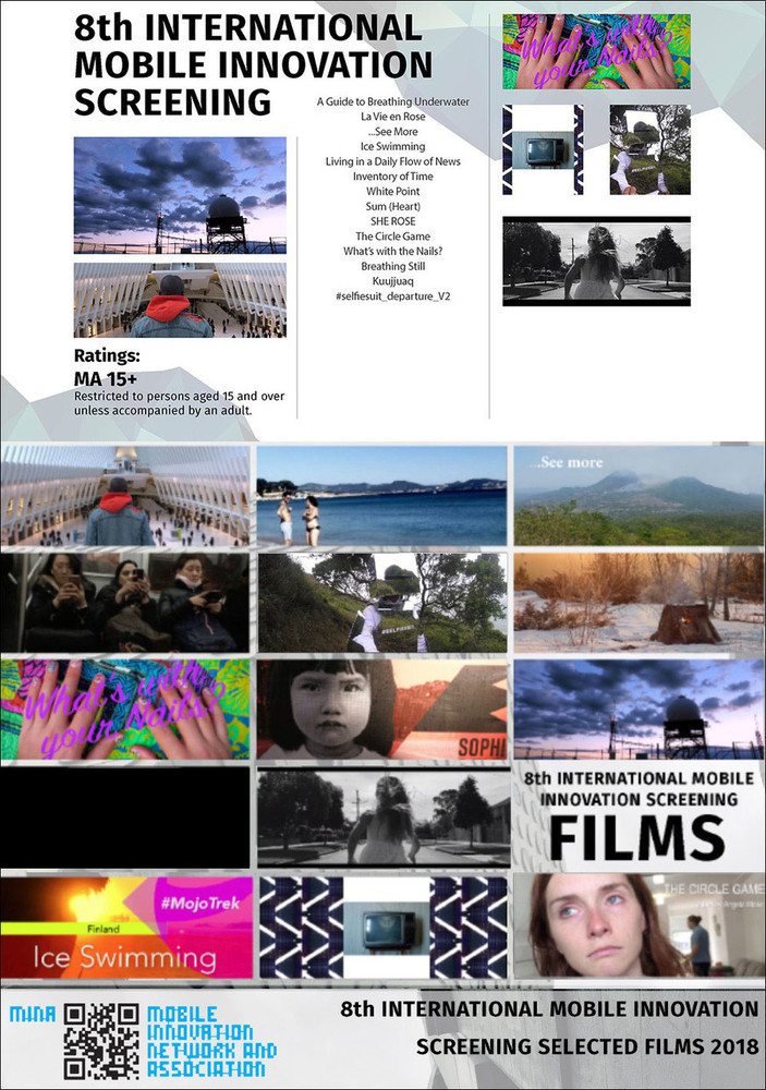 8th International Mobile Innovation Screening (7-Day Rental)