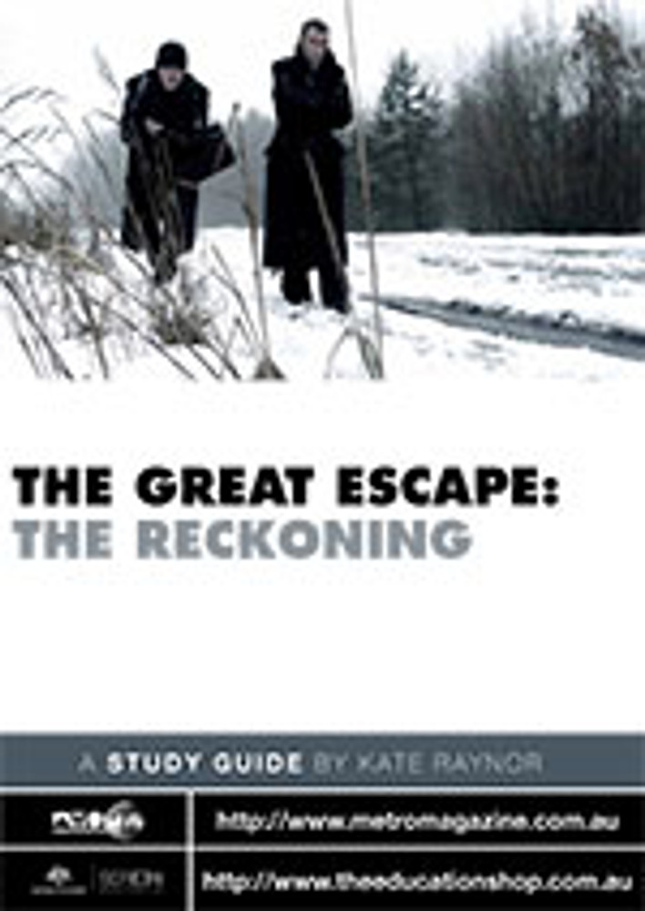 Great Escape: The Reckoning, The