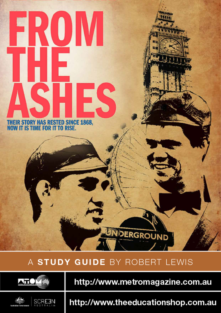 From the Ashes (ATOM Study Guide)