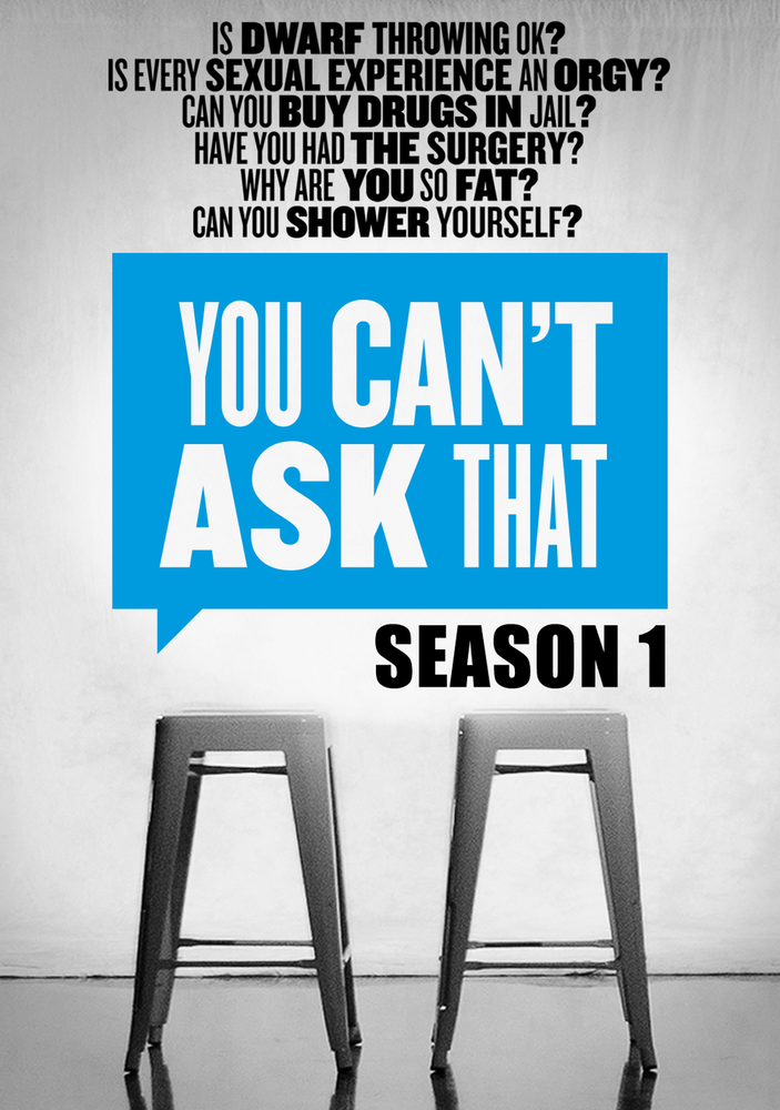 You Can't Ask That - Season 1 (1-Year Rental)