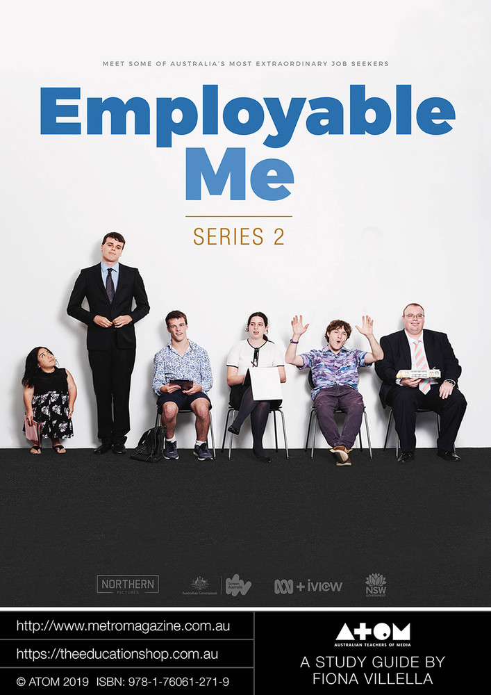 Employable Me - Series 2 (ATOM Study Guide)