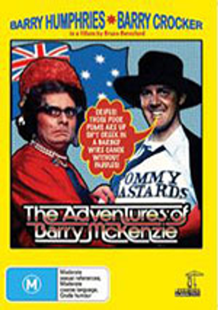 Adventures of Barry McKenzie, The