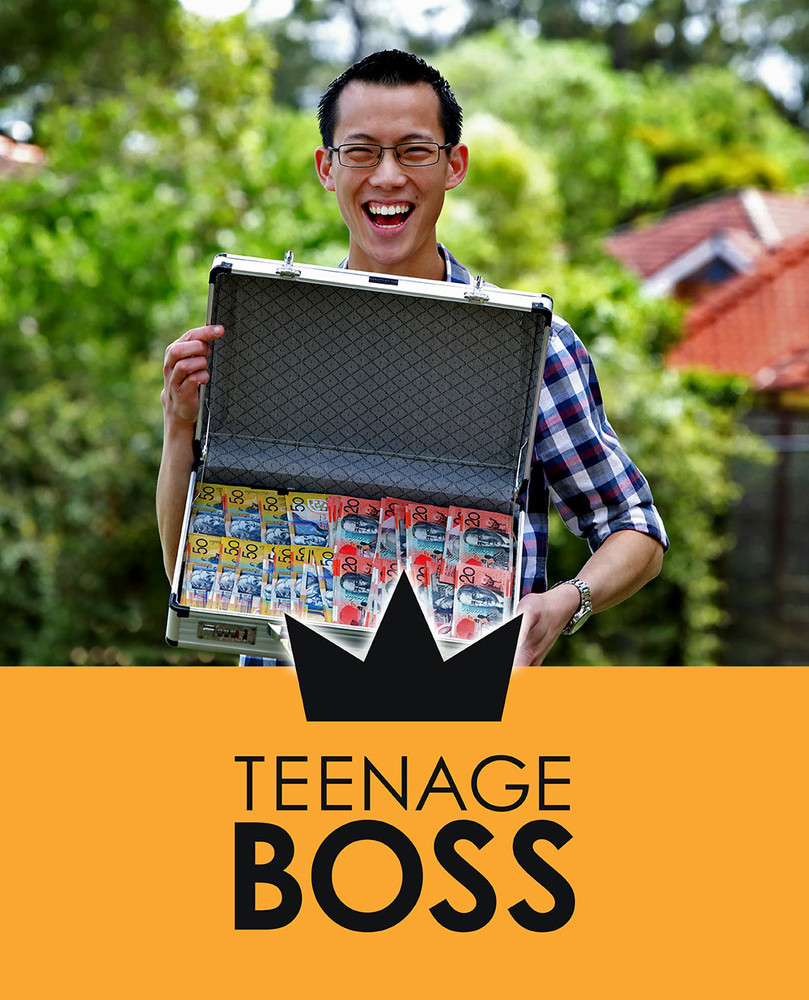 Teenage Boss (30-Day Rental)