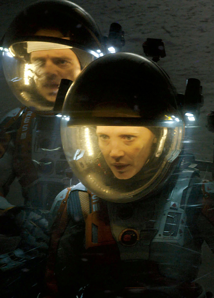 More Than Just Space Junk: Ridley Scott's 'The Martian'