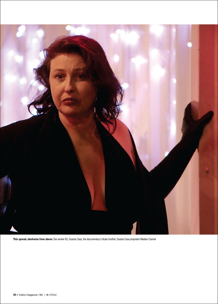 Life Laid Bare: Sascha Ettinger Epstein's 'The Pink House' and the Sex Industry