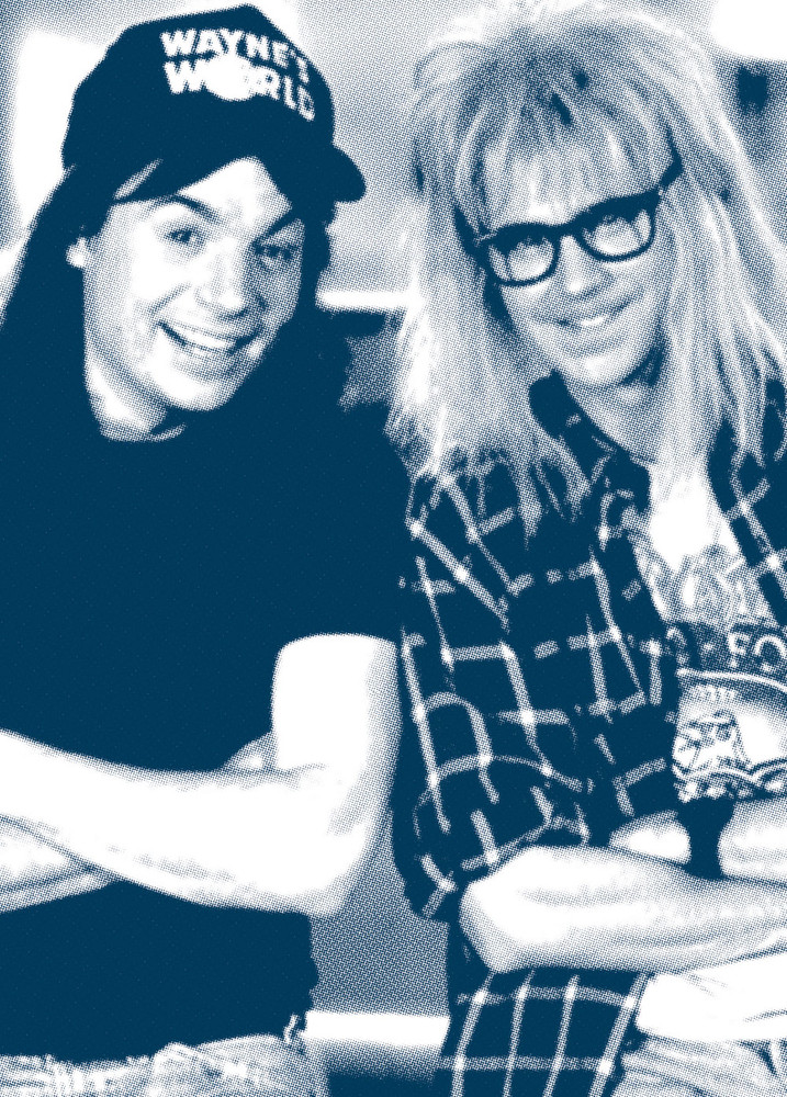 'Excellent' Education: 'Wayne's World' in the Junior Media Classroom