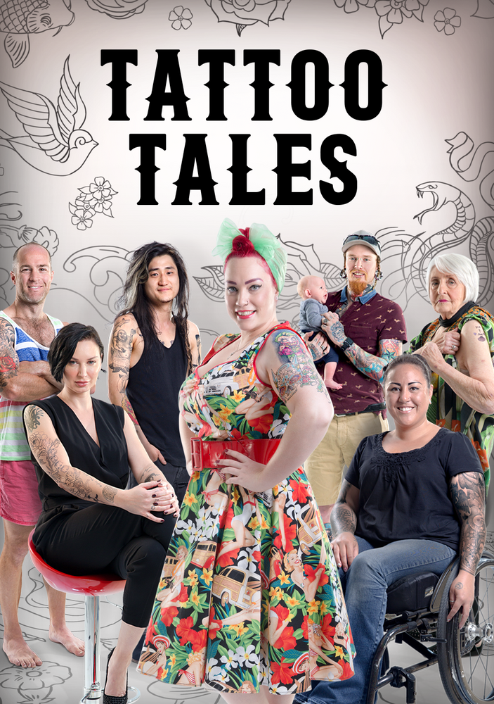 Tattoo Tales - Season 1 (1-Year Rental)