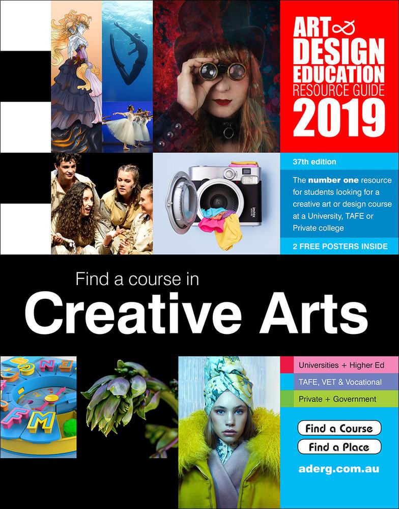 Art & Design Education Resource Guide (ADERG) 2019