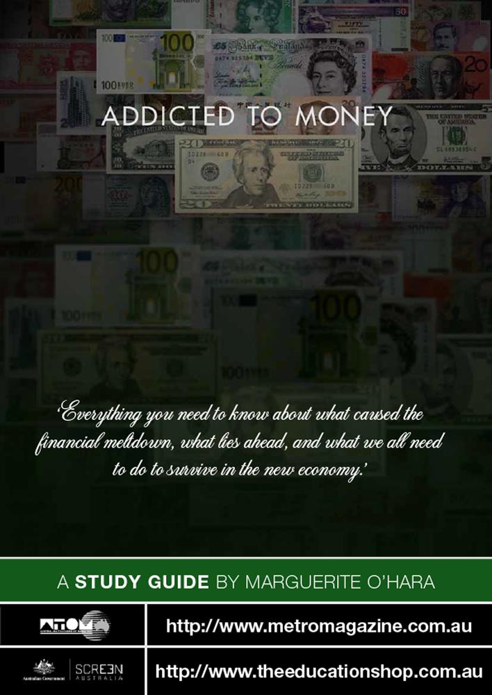Addicted to Money (ATOM Study Guide)