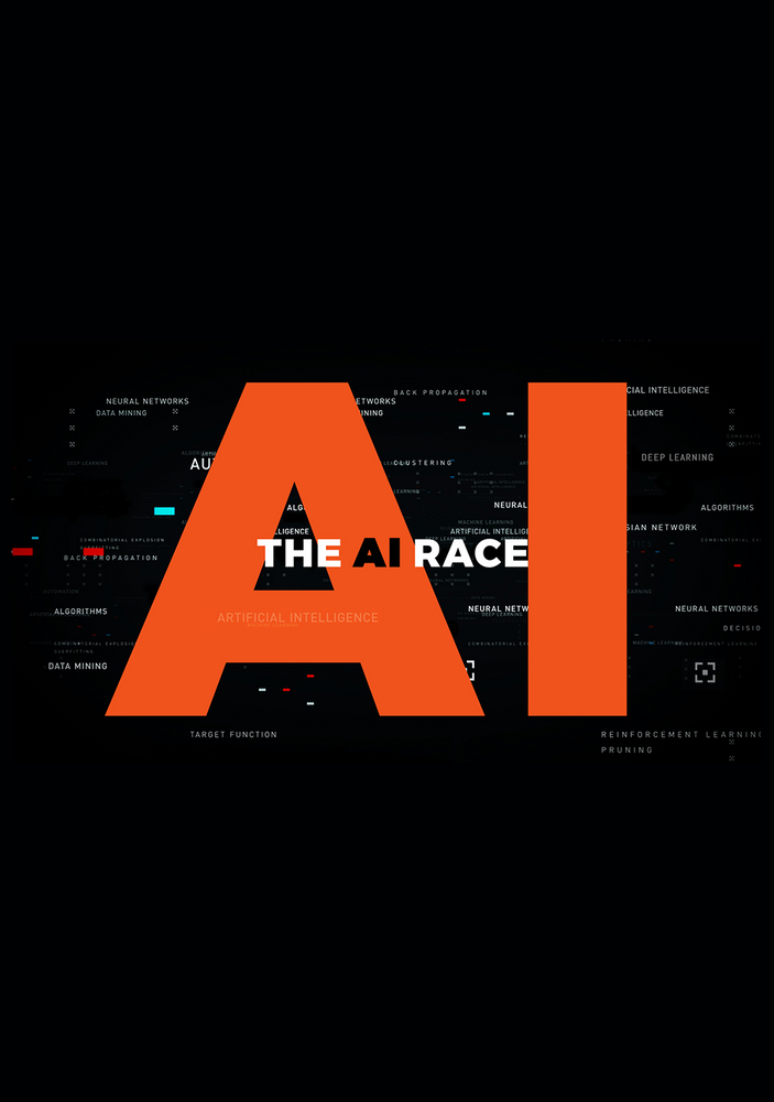 AI Race, The (1-Year Rental)