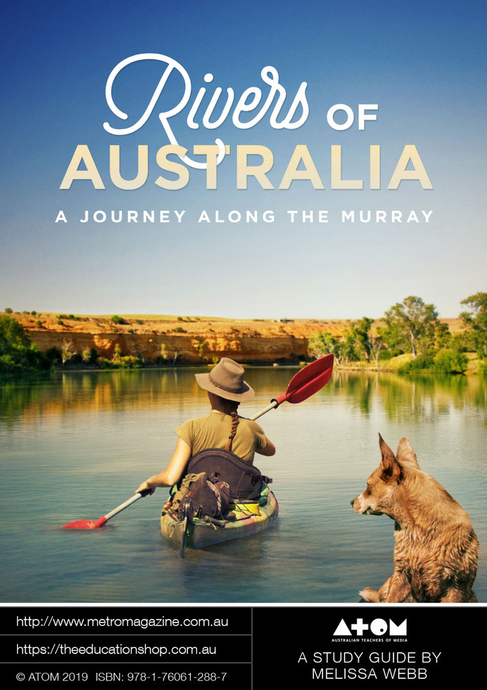 Rivers of Australia: A Journey Along the Murray (ATOM Study Guide)