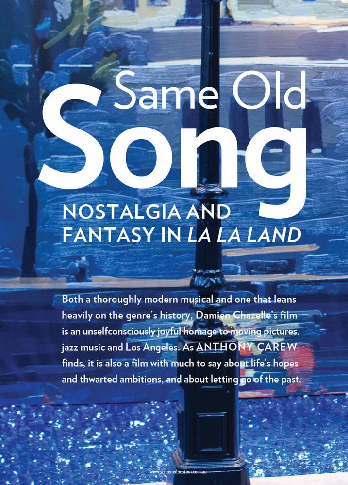 Same Old Song: Nostalgia and Fantasy in 'La La Land'