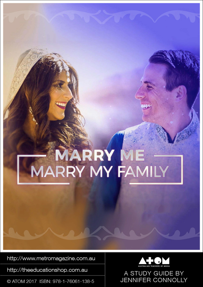 Marry Me, Marry My Family - Series 1 (ATOM Study Guide)