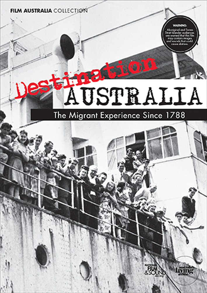Destination Australia: The Migrant Experience Since 1788 - Growing Pains (1901-1945) (30-Day Rental)