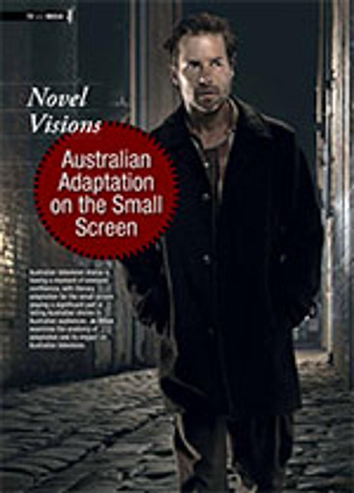 Novel Visions: Australian Adaptation on the Small Screen