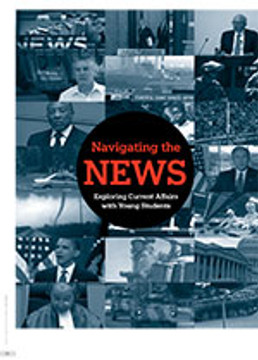 Navigating the News: Exploring Current Affairs with Young Students