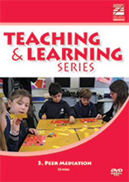 Teaching & Learning Series: 3. Peer Mediation