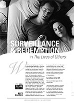 Surveillance and Redemption in <i>The Lives of Others</i>