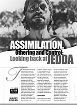 Assimilation, Othering and Control: Looking Back at <i>Jedda</i>