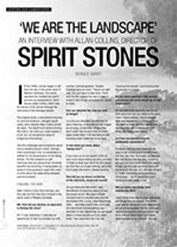 'We are the Landscape': An Interview with Allan Collins, Director of Spirit Stones