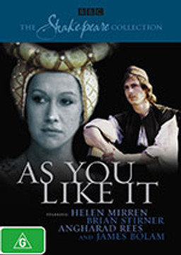 BBC Shakespeare Collection: As You Like It
