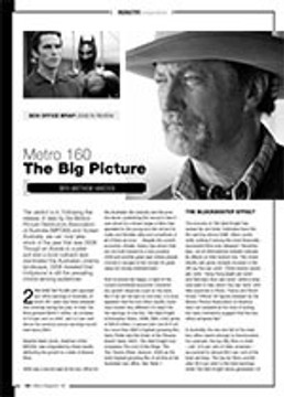 The Big Picture: Box Office Wrap