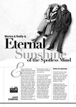 Memory and Reality in <i>Eternal Sunshine of the Spotless Mind</i>