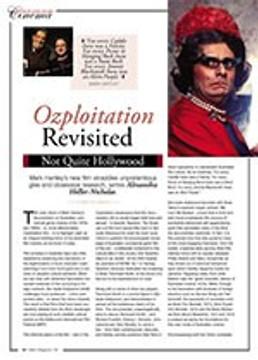 Ozploitation Revisited: <i>Not Quite Hollywood</i>