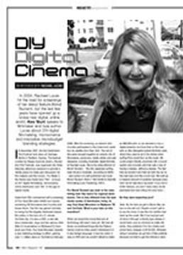 DIY Digital Camera: An Interview with Rachael Lucas