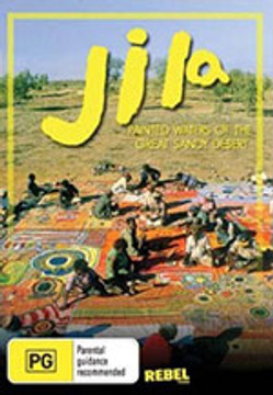 Jila: Painted Waters of the Great Sandy Desert