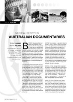National Identity in Australian Documentaries