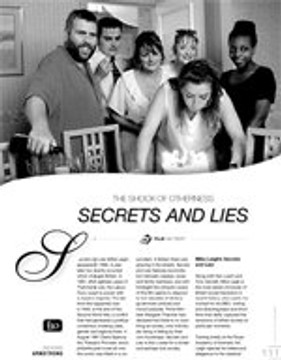 The Shock of Otherness: Secrets and Lies