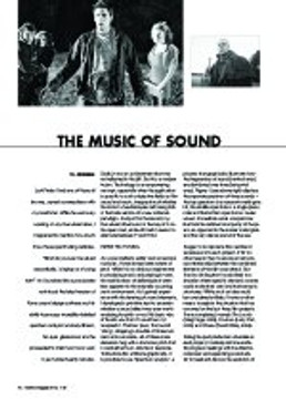 The Music of Sound (Metro Special Feature: Sound)