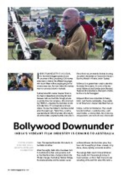 Bollywood Down Under - India