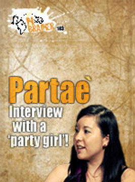Parta? Interview with a 'Party Girl'