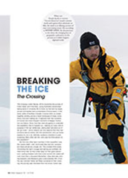 Breaking the Ice: <em>The Crossing</em>