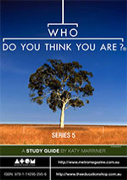Who Do You Think You Are? Series 5